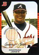 2005 Bowman Baseball Relics 93