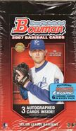 2007 Bowman Baseball Box