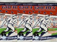 2008 Goudey Hobby Packs