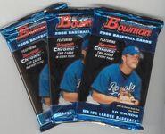2006 Bowman Baseball Packs