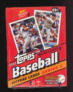 1993 Topps Box Series 2