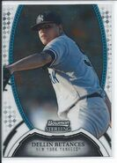 2011 Bowman Sterling Prospects Base