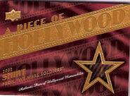 2008 UD Piece Hollywood 16