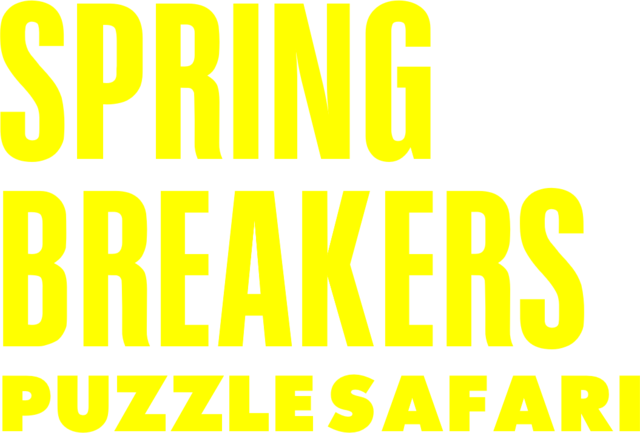File:Spring Breakers Puzzle Safari logo.png