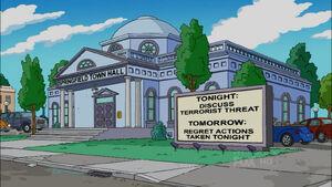 Springfield Town Hall