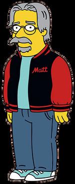 Matt Groening (Official Image)