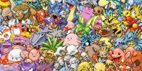 Epic Pokemon Generation 1