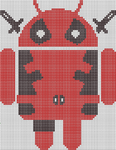 Deadpool Android Larger