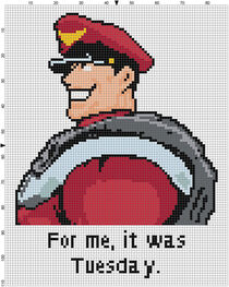 M Bison tuesday