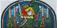 Minish Cap Stained Glass