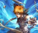 Ichigo using bankai