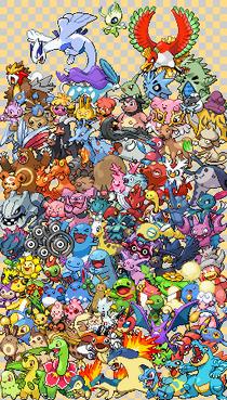 Pokemon gen 2