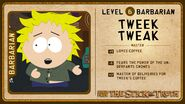 Tweek card
