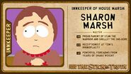 Sharon card