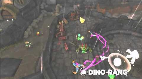Skylanders Spyro's Adventure - Dino-Rang Preview (Come 'Rang or Shine)