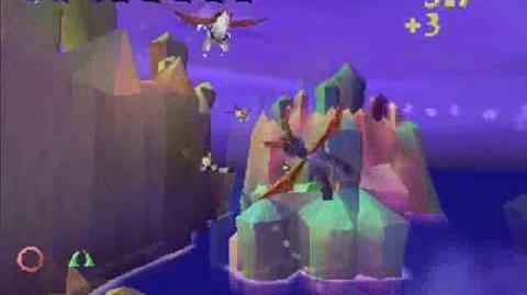 Spyro the Dragon -16- Crystal Flight