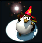 Sheep wizard