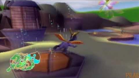 Spyro 2 Ripto's Rage! - 100% - Robotica Farms - Part 2