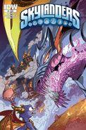 Skylanders Issue 9 Cover