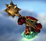 Wham-Shell CGI toy