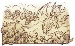 Machine of Doom Illustration5