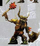 Dawn hero orc