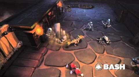 Skylanders Spyro's Adventure Meet the Skylanders - Bash