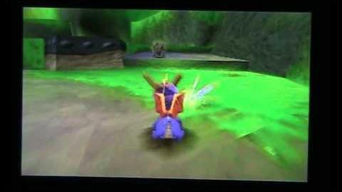 Spyro 2 Ripto's Rage! - Zephyr Walkthrough (100%)(Part 2)