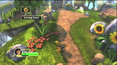 Skylanders Commentary 02 Spyro's Adventure Walkthrough - Perilous Pastures