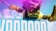 Series 1 Voodood Trailer Screen