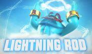 Lightning Rod Logo