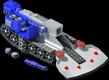 TBM-56 Drilling Machine Locked