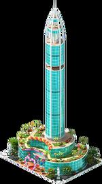 Nakheel Tower (Valentine's Day)