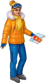 Character Winter Female