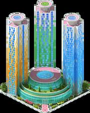 Trio Towers