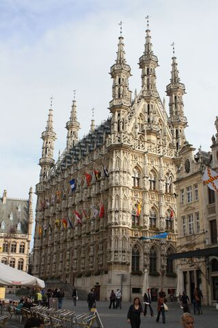 File:RealWorld Leuven City Hall.jpg