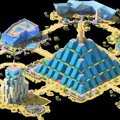 Ziggurat Area