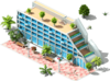 Fake Hills Residential Complex (Building) Initial