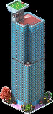Retro High Mart Tower