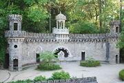 RealWorld Quinta da Regaleira Garden