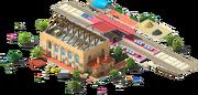 Megapolis Unity Station Construction