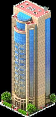 Al Saqr Business Tower
