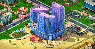 Center of Unique Structures Background