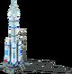 MS-47 Manned Rocket L0