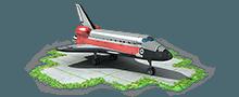 Icon OS-44 Orbital Shuttle