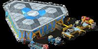 Orbital Shuttle Engine Plant