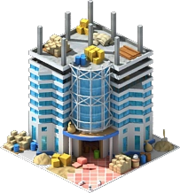 Menara Pelita Construction