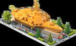 Gold LCS-62 Coastal Ship
