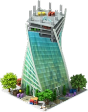 Evolution Tower Construction