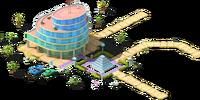 Ziggurat Administration Building